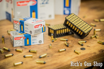 Ammo Available at Rich's Gun Shop